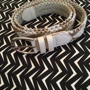 Accessories - Woman's braid belt, 3x